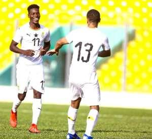 Kwesi Appiah Happy To Score Against Mauritania On Black Stars Return