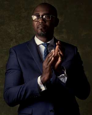 Marricke Kofi Gane Declares Intention To Contest 2020 Presidential Elections