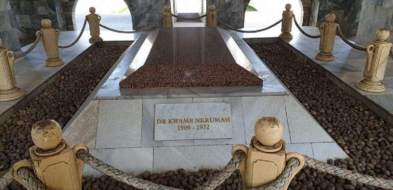 The Kwame Nkrumah Tomb