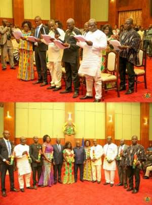 President cautions against acts of disloyalty and subversion