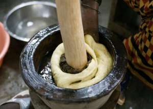 Ban On Wood Cutting Affecting Fufu Pounders And Pestle Dealers