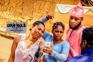 Yewande Adekoya, Damola Olatunji, Others steam up for