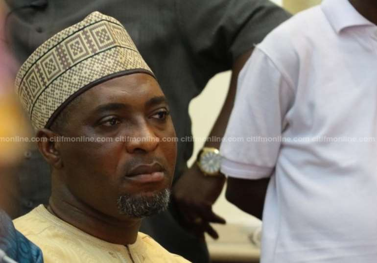 Minority Chief Whip, Muntaka Mubarak