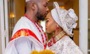 Nigeria Woman Marries Boyfriend After 14 Years Of Dating