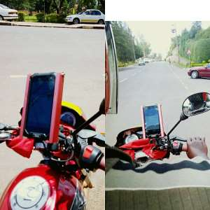 Rwanda Riders Use Fixed GPS Phones For Easy Navigation And Billing. When Will Ghana Get There?