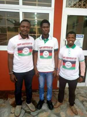 Liberia- The sights of our generation and engineers of social justice: Moses Uneh Yahmia, Martin K. N. Kollie, and Alfred Bombo Kiadii