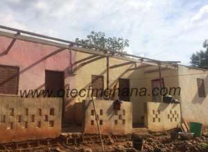 More people rendered homeless in Mpatuom after heavy rainfall