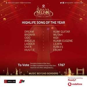 Ebony Reigns Gets Top Nominations At VGMAs 2018