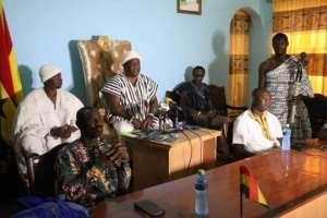 Nungua Elders Call Upon Gov't To Intervene In Demolition Of Structures