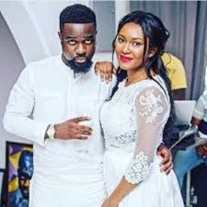 Sarkodie Celebrates His WIfe''s Birthday In An Adorable Video