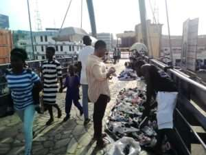 Kumasi: Traders Defy KMA Order As Business Resumes On Pavements