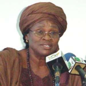 Gladys Asmah Cause
