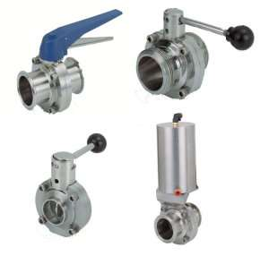 SELL Butterfly Valves