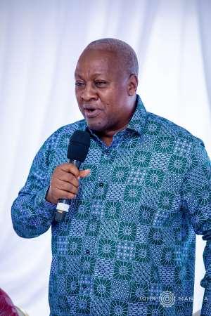 John Mahama To Grace Today's Public Lecture On Ghana's Economy, IMF