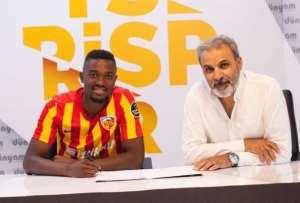 Kayerispor Set To Make Bernard Mensah's Deal Permanent