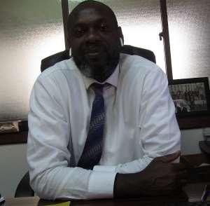 Mr Kojo Annobil, Director Sales and Marketing
