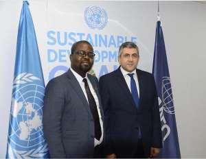 Kojo Bentum-Williams Gets UN World Tourism Top Job