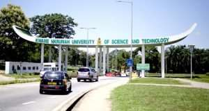 KNUST Riot: Committee To Complete Work By April 25