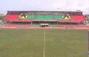 Accra Sports Stadium is now Ohene Djan Sports  Stadium