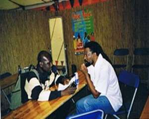 The Day Joel Savage Interviewed Lucky Dube