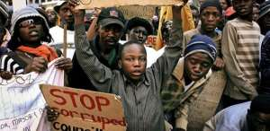 Corruption is an incurable disease affecting the lives of common African citizens