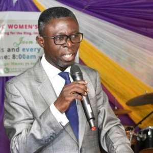 Senior Pastor of the Global Impact Gospel Church; Rev. Eric Akosah