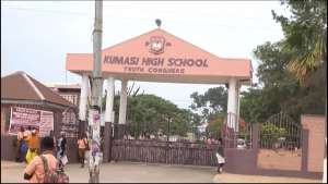 Kumasi High School Students Cry For Improved Toilet Facilities