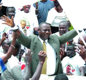 It's Asieho, Says Aggudey