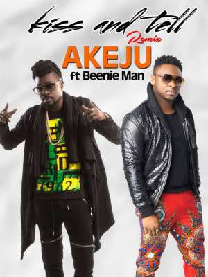 """Afrobeat Artist, Akeju, features Beenie Man """"King of the Dancehall"""" on Kiss and Tell"""