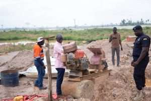 Gov't To Unleash 220 Mining 'Bulldogs' In April