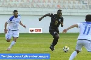 Essien Makes Sabail FC Debut In Azerbaijan