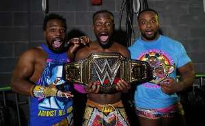 Watch How Kofi Kingston Became The First African To Win The WWE Championship