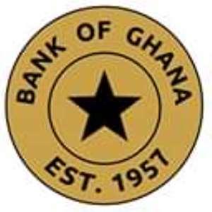 BoG To Print Upgraded Banknotes