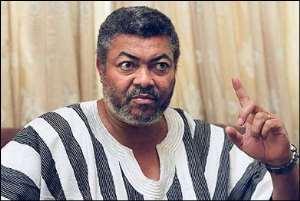 Let Ghanaians Judge Me – Rawlings