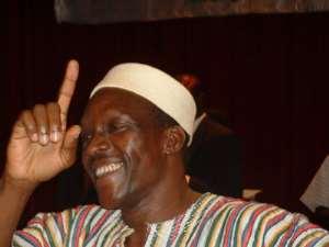 Bagbin Dares President Kufour