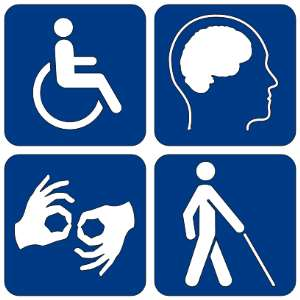 Giving Visibility to Persons with Disability-Providing a Helping Hand