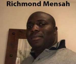 Richmond Mensah