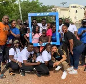 Korliba Group Shows Love To Persons With Autism