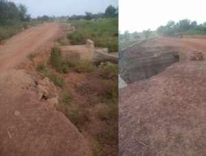 Bongo-Balungu Road Requires Urgent Fixing