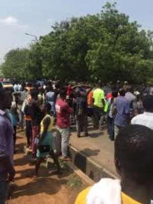 Damongo Youth Boycotts Youth In Forestry Program