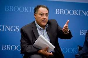 World Bank's Vice President for Africa, Hafez Ghanem