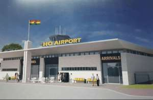 NDC Disappointed In Gov't Failure To Commission Ho Airport