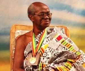 Emeritus Prof. Nketiah Gets State Burial On May 4