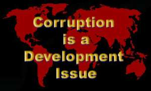 Corruption is Most Decentralised Phenomenon in Ghana