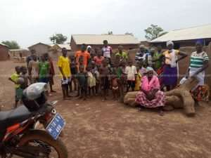 Chereponi Choas: Displaced Women, Kids Begging To Live