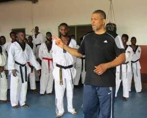 42 Taekwondo Coaches Certified After IOC / GOC DNSS Course