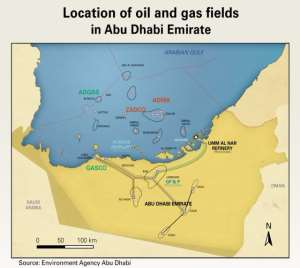 Abu Dhabi Launched 6 Historic Oil And Gas Licensing Opportunities