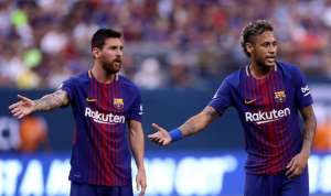 Neymar: What Messi Once Told Me At Half-Time