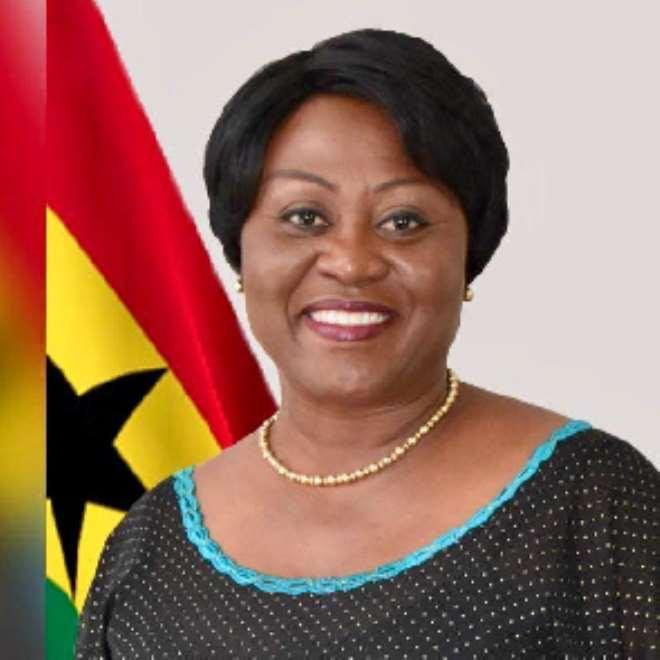 Ambassador Martha Pobee