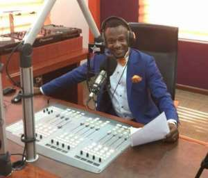 Host Of Starr FM's Reliable Sources; Daniel Nii Lartey Adds Pulpit To The Pen